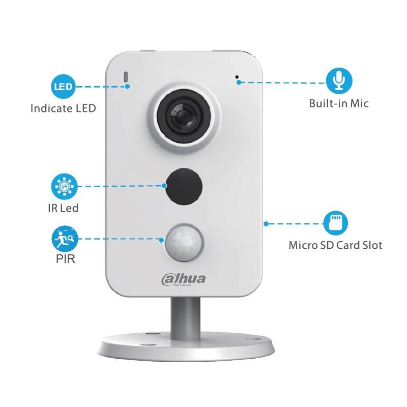 4 Mpx IP kamera - IPC-K46P
