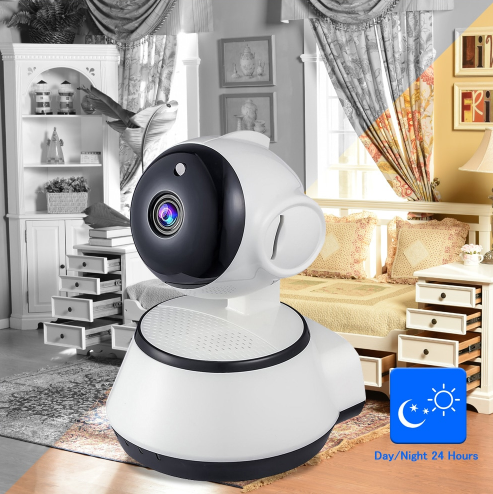 rychle nastavitelná kamera s wi-fi
